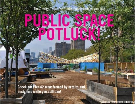 Public Space Potluck 9.9.13