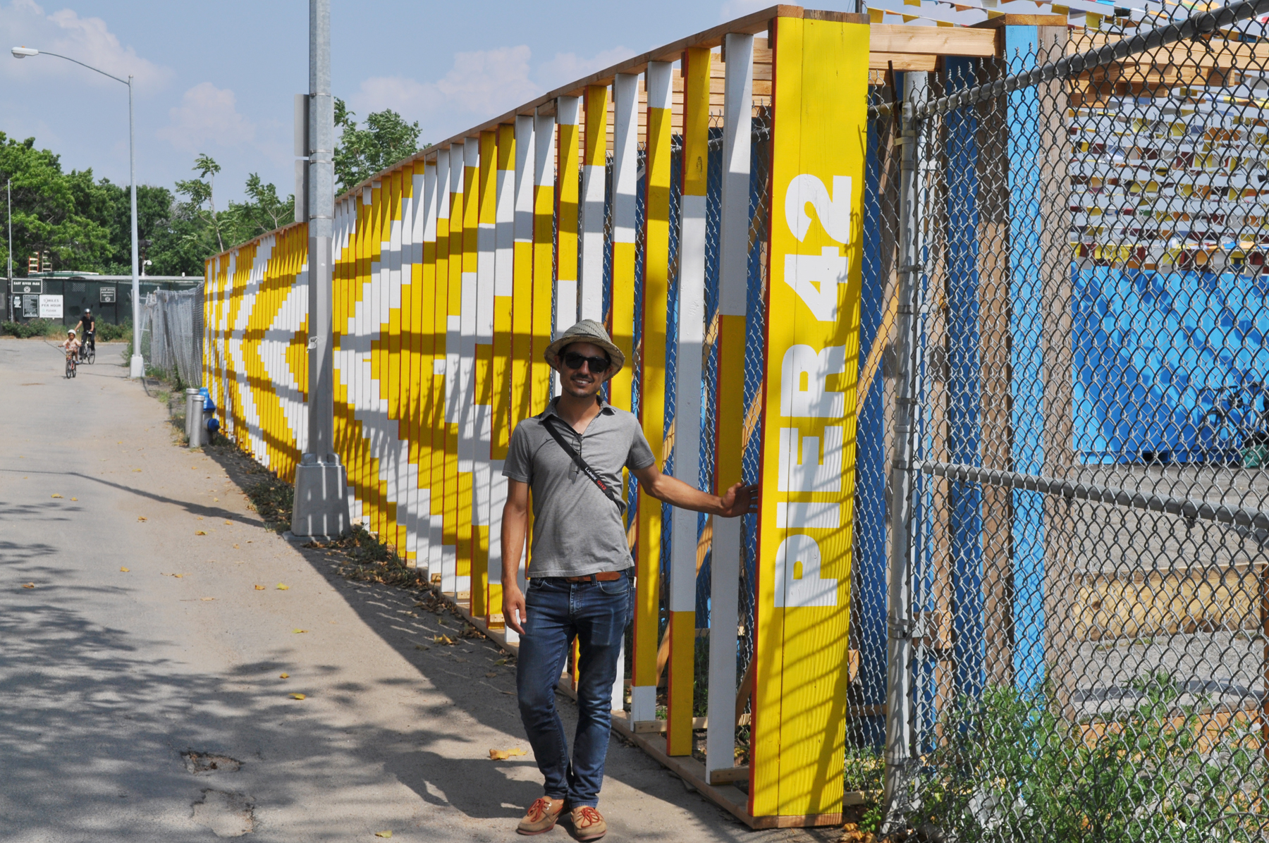 2013 Artists | Paths to Pier 42
