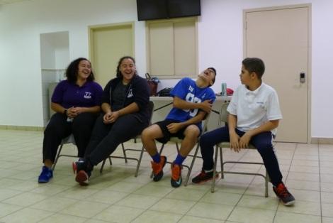 Pier Ambassadors Improv Workshop