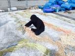 Shade Canopy Installation