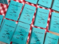 Fish Stories Community Cookbook
