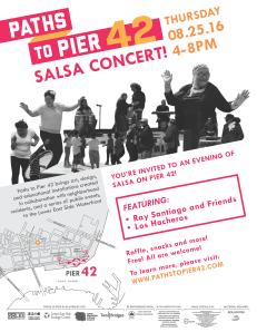 PTP42_Salsa Concert Flyer_En