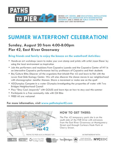 PTP42_Summer Waterfront Celebration_Flyer_Eng