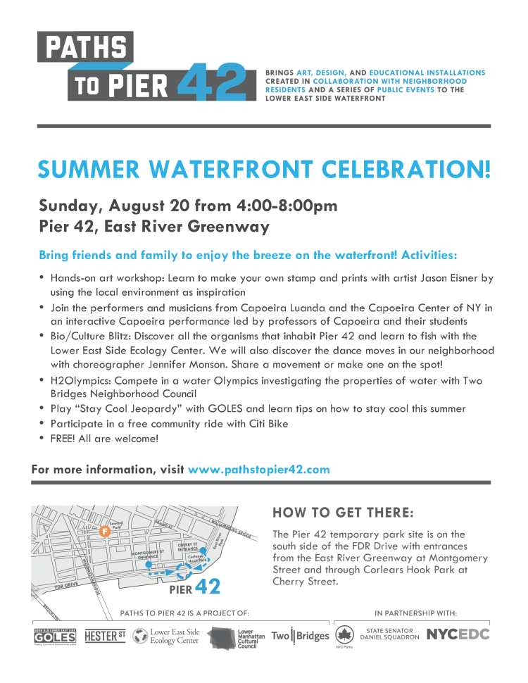 PTP42_Summer Waterfront Celebration_Flyer_Eng